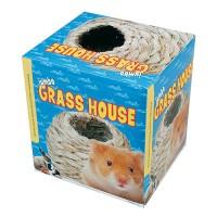 Grass House heinäpesä