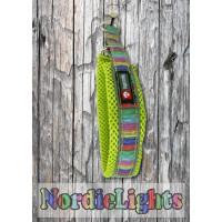 Nordic Lights Mesh panta, lime